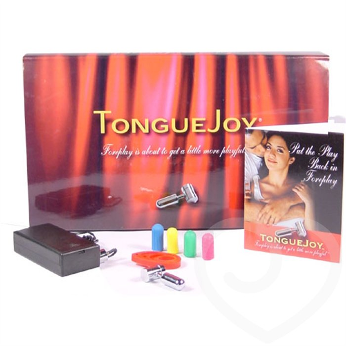 Tongue Joy Deluxe Romance Edition