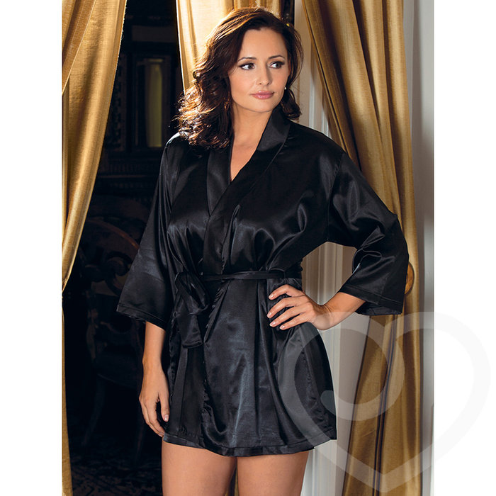 Silk and Satin Dressing Gowns For Men and Women To Buy Online