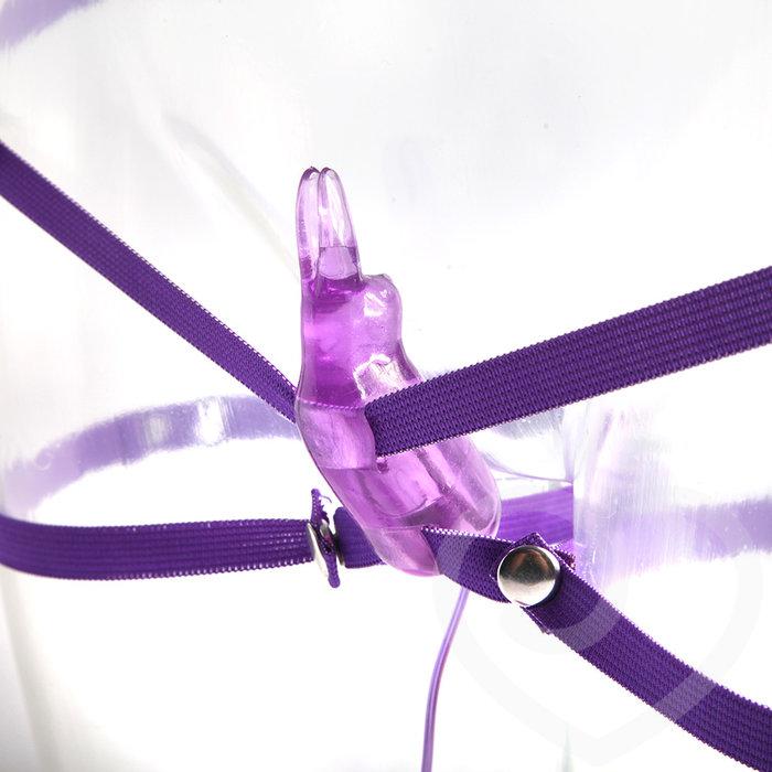 strap on rabbit vibrator