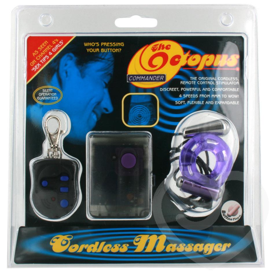 Control oyster vibrator remote