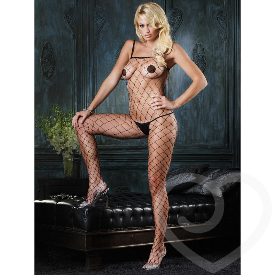 Leg Avenue Fence Net Bodystocking