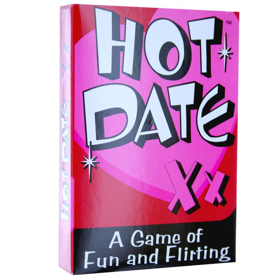 Hot Date Cards
