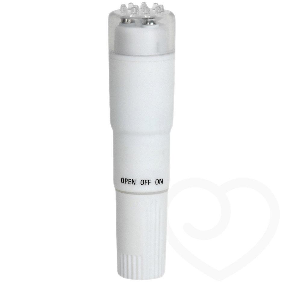 The pocket rocket vibrator