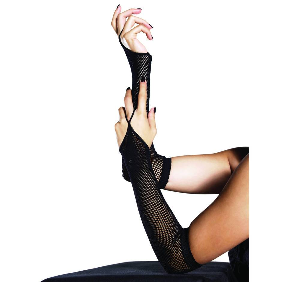 Leg Avenue Fishnet Arm Warmers