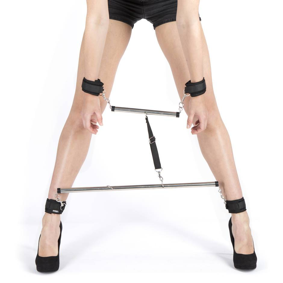 bondage spreader bar sex