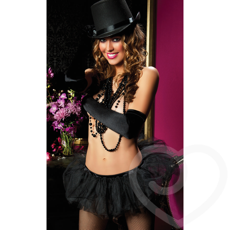 Seven Til Midnight Multi-layer Net Tutu