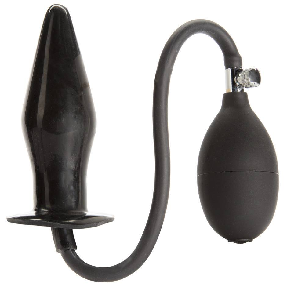Cock Locker Inflatable Butt Plug Medium