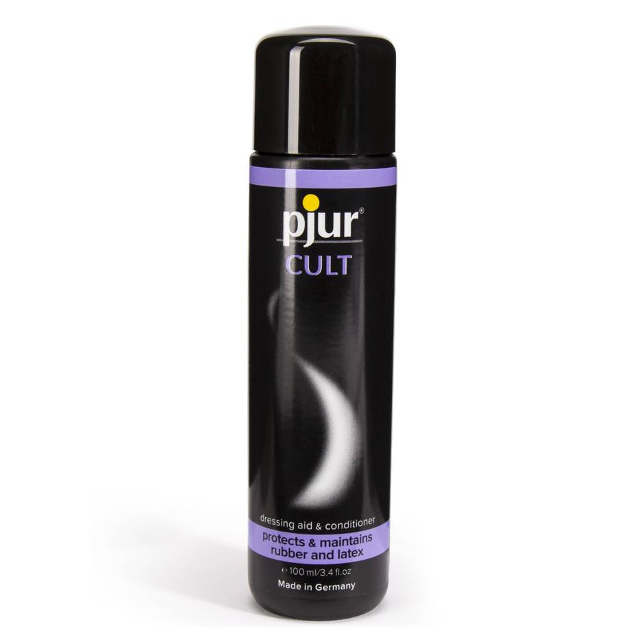 Pjur Cult Easy Latex Dressing Aid 100ml