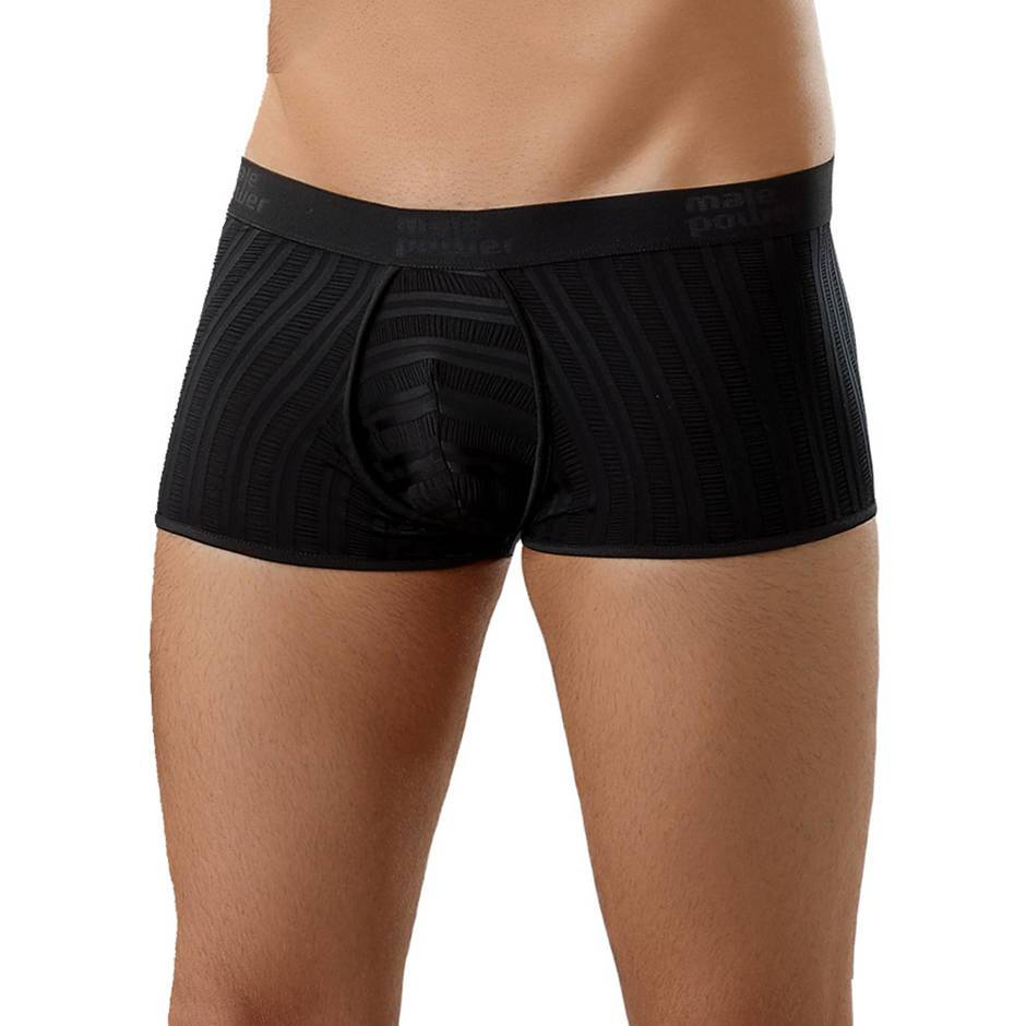 Male Power Luxurious Soft Enhancer Boxer Shorts
