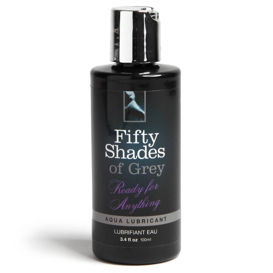 Fifty Shades of Grey Ready for Anything Aqua Lubricant 3.4 fl. oz