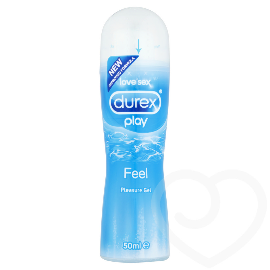 Durex Play Feel Silky Lube 50ml