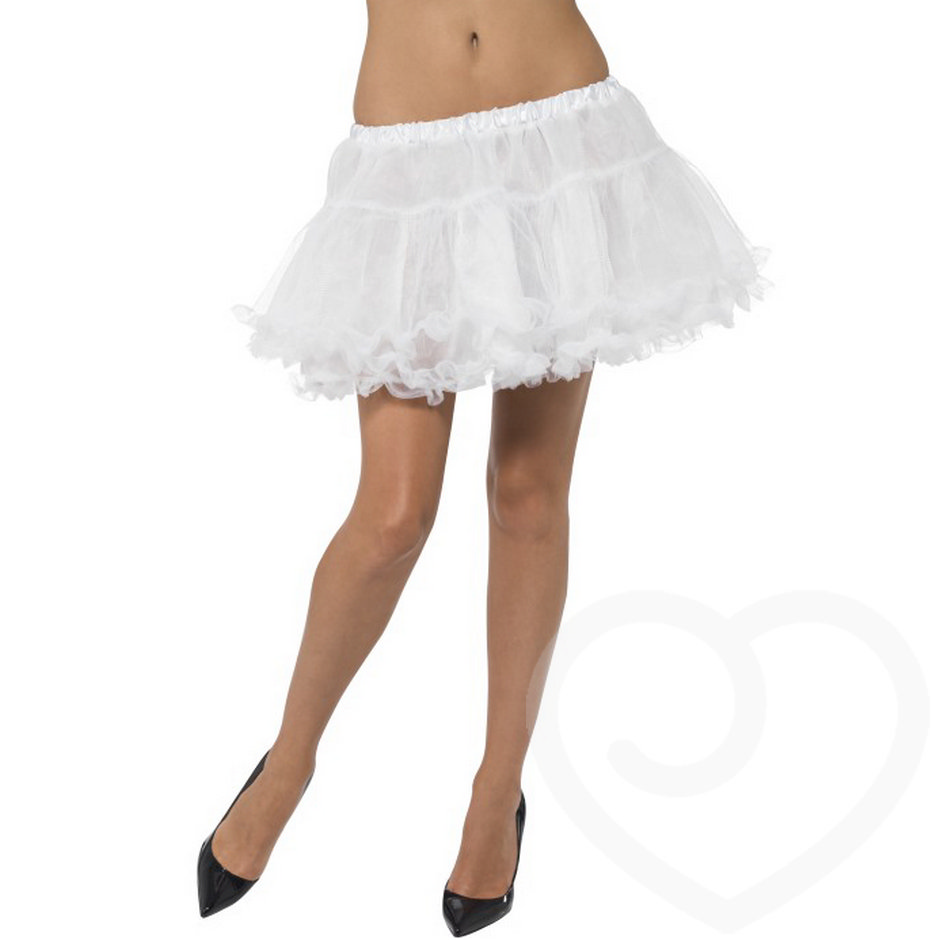 Fever Layered Petticoat with Satin Band