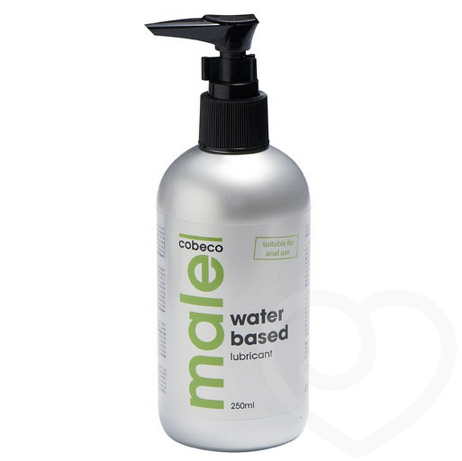 Male Cobeco Water Based Lubricant 250ml