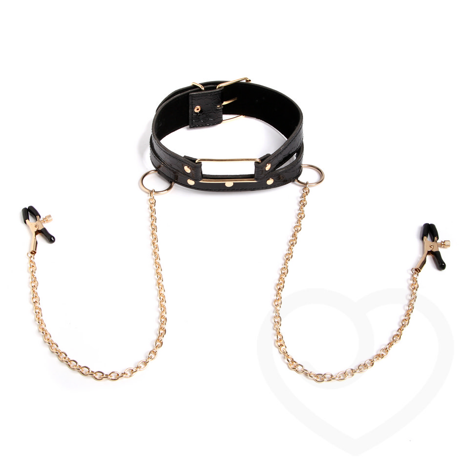 Lovehoney nipple clamps
