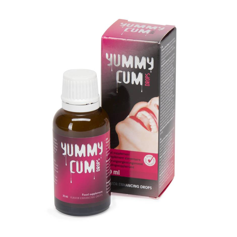 Yummy Cum Semen Enhancing Drops 30ml