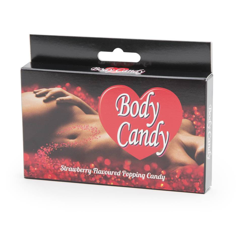 Lust Dust Edible Strawberry Popping Candy