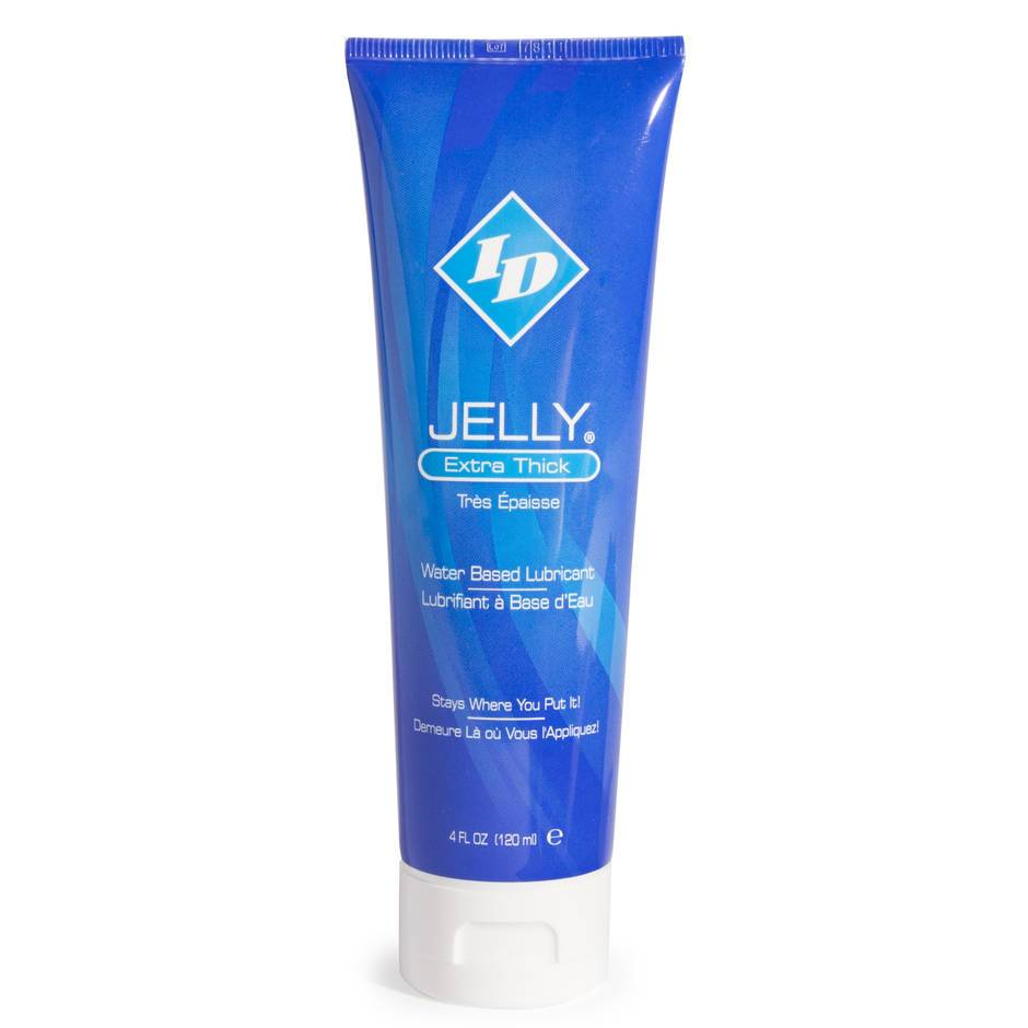 ID Jelly Extra Thick Water-Based Lubricant 4.0 fl. oz