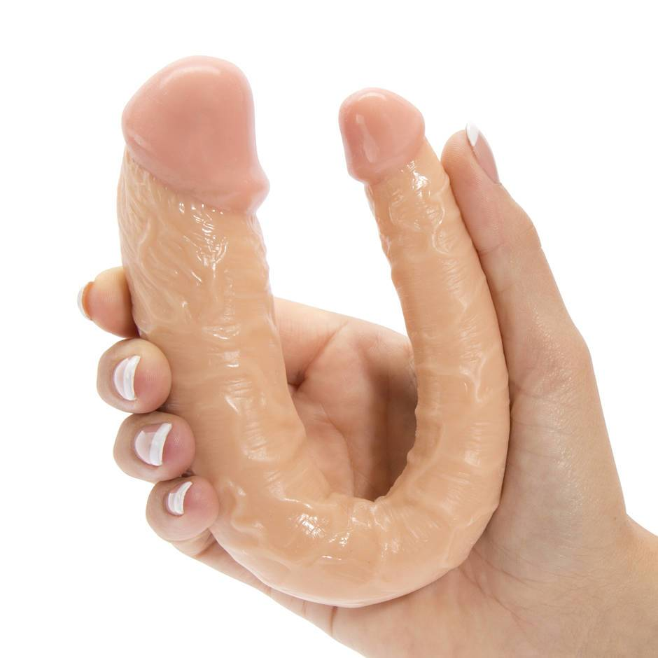 More Double ended dildo
