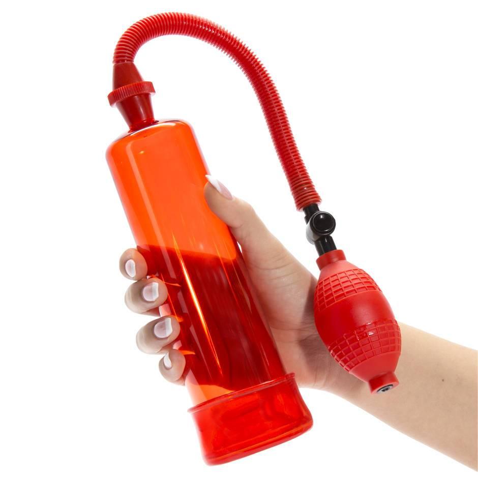 Pompe à main pénis