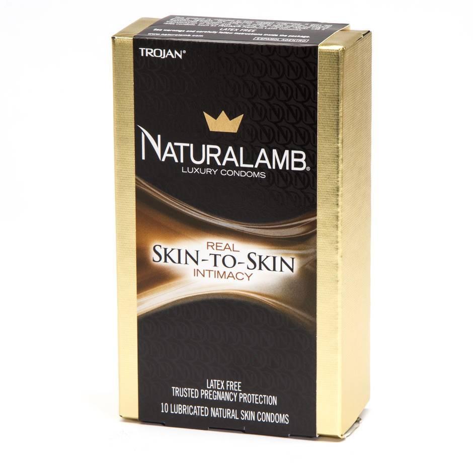 Trojan Naturalamb Luxury Condoms Non