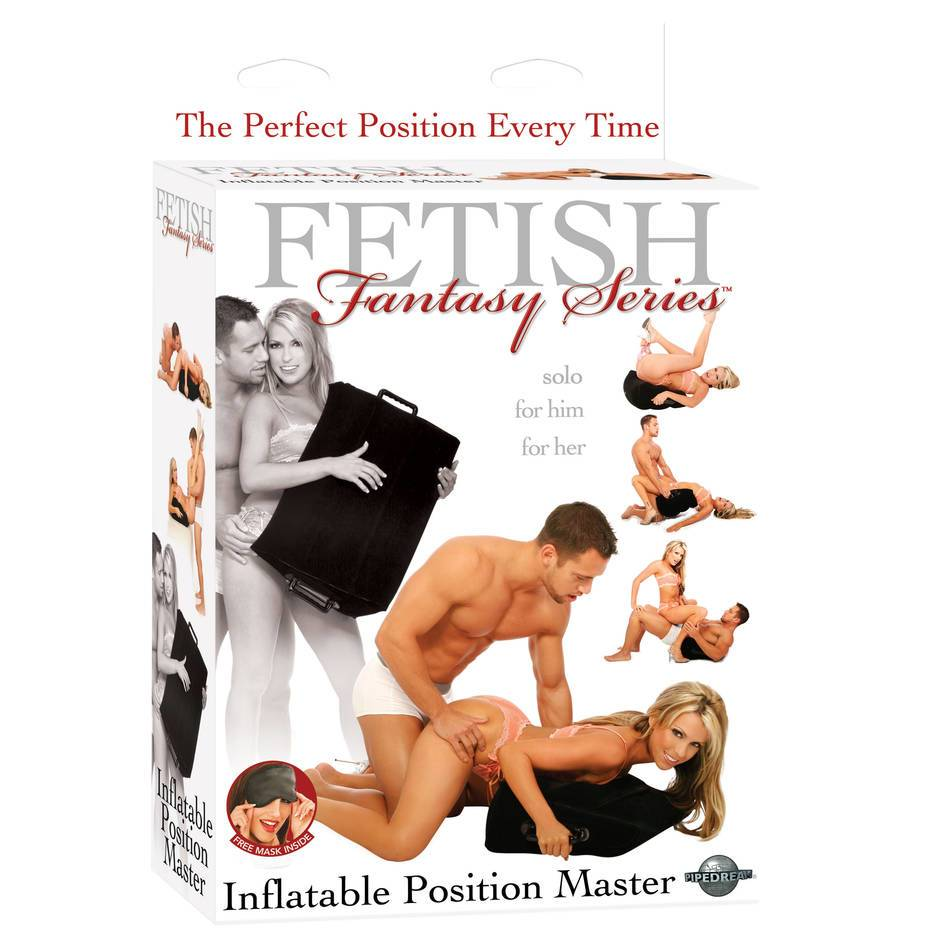 Fetish Fantasy Inflatable Sex Position Master