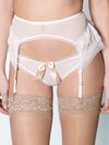 Lascivious Kitty Bridal Suspender