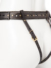 Paul Seville Leather Strap On Harness