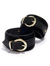 The Model Traitor Pony Hair Leather Ankle Cuffs