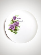 Outlandish Creations 'Titwank' Naughty Ceramic Side Plate