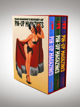 Taschen - History of Pin-Up Magazines Vol.1 - 3 by Dian Hanson