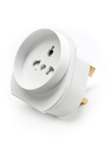 Europe to UK Power Adaptor