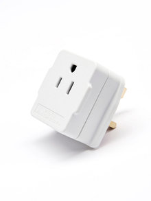 USA and Japan to UK Adaptor Plug