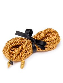 Fraulein Kink Bondage Rope with Crystal Tips