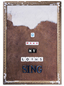 You Make My Loins Sing Greeting Card