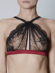 Mimi Holliday Bella Donna Twist Bra