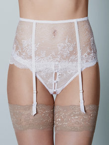 Mimi Holliday Snowdrop Suspender