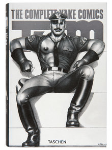 Taschen - Tom of Finland: The Complete Kake Comics