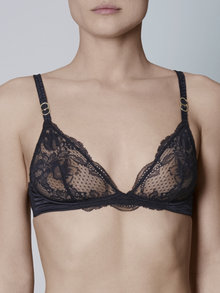 Stella McCartney Lingerie Julia Stargazing Demi Wire Bra