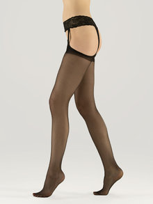 Veneziana Sexy Strip Garter Belt