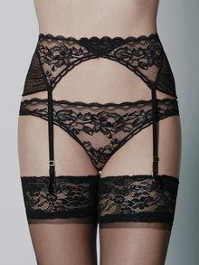 Stella McCartney Lingerie Suzie Doting Suspender Belt