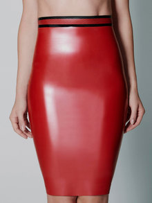 William Wilde X Coco de Mer Pencil Skirt