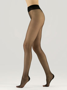 Falke High Heel Tights Black