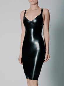 Coco de Mer Latex Dress