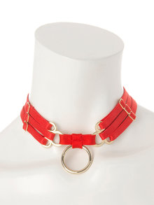 Bordelle Adriana Strap Collar