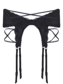 Pleasure State Simone Laurent Suspender Belt