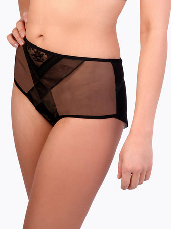 Huit Rumeur Culotte High Waisted Knickers