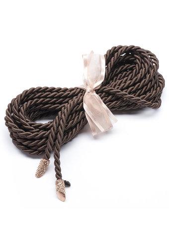 Fräulein Kink Bondage Rope with Crystal Tips