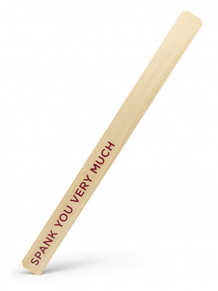 Coco de Mer 'Spank You Very Much' Ruler Spanker