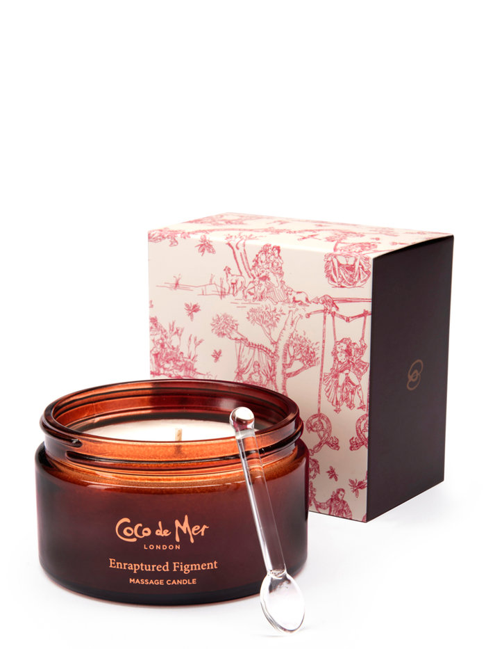 Coco de Mer Enraptured Figment Massage Candle 200g