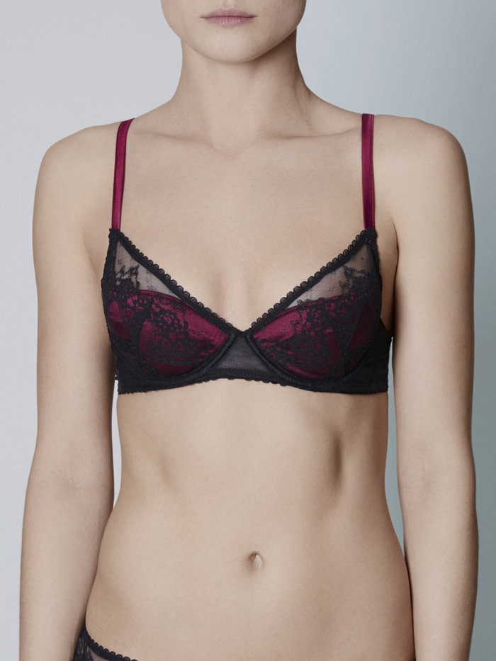Mimi Holliday Oleander Super Plunge Bra
